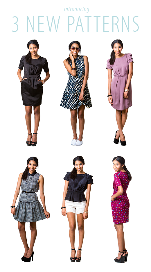 3 New Patterns from Pattern Runway