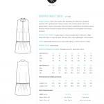 Drop Waist Dress Pattern Instructions